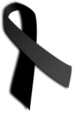 150px-black ribbon svg